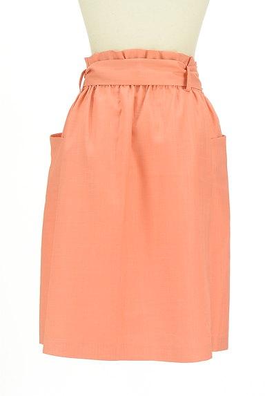 Te chichi(テチチ)の古着「ウエストリボン膝丈スカート(スカート)」大画像2へ
