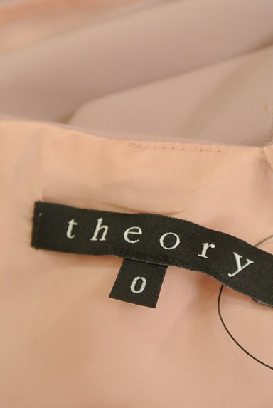 theory(セオリー)の古着「ミディ丈フレアワンピース(ワンピース・チュニック)」大画像6へ