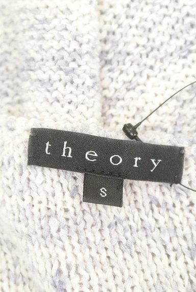 theory(セオリー)の古着「ミックス半袖ニット(ニット)」大画像6へ