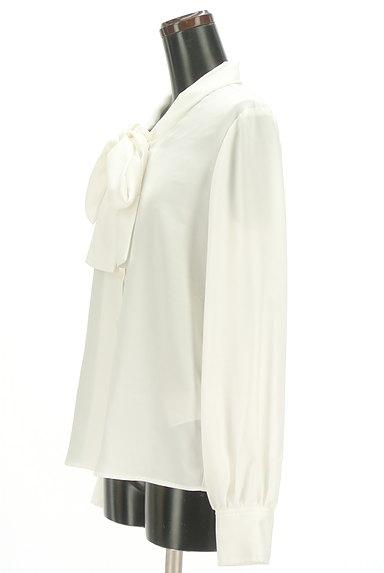 NARA CAMICIE(ナラカミーチェ)の古着「ボウタイリボンブラウス(ブラウス)」大画像3へ