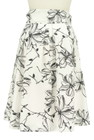 NARA CAMICIE(ナラカミーチェ)の古着「スカート」後ろ