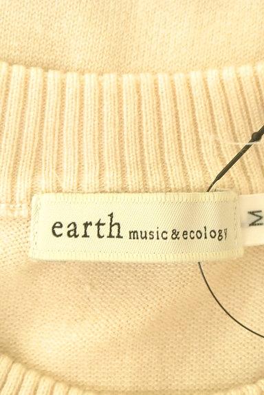 earth music&ecology(アースミュージック&エコロジー)の古着「ベーシックニット(ニット)」大画像6へ