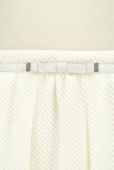 MISCH MASCH(ミッシュマッシュ)の古着「メッシュ+チュールミディ丈スカート(スカート)」大画像4へ