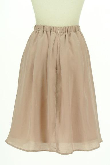 PROPORTION BODY DRESSING(プロポーションボディ ドレッシング)の古着「ミモレ丈微光沢シフォンスカート(スカート)」大画像2へ