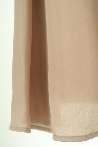 PROPORTION BODY DRESSING(プロポーションボディ ドレッシング)の古着「ミモレ丈微光沢シフォンスカート(スカート)」大画像5へ