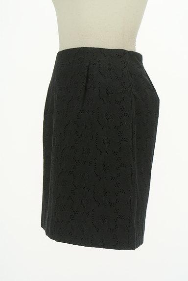 Bon mercerie(ボンメルスリー)の古着「コットンレースタイトミニスカート(ミニスカート)」大画像3へ