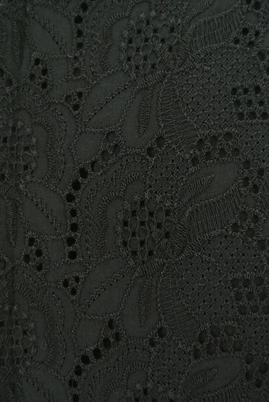Bon mercerie(ボンメルスリー)の古着「コットンレースタイトミニスカート(ミニスカート)」大画像5へ