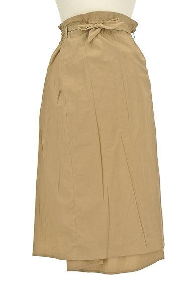 LOUNIE(ルーニィ)の古着「ロング丈ラップスカート(ロングスカート・マキシスカート)」大画像1へ