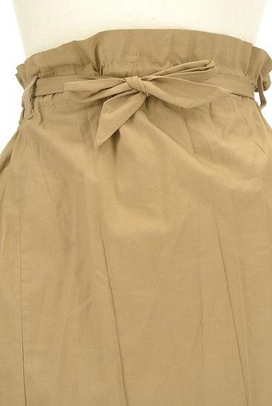 LOUNIE(ルーニィ)の古着「ロング丈ラップスカート(ロングスカート・マキシスカート)」大画像4へ