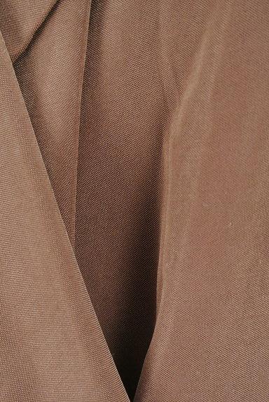 LOUNIE(ルーニィ)の古着「ウエストリボンロングトレンチコート(トレンチコート)」大画像5へ