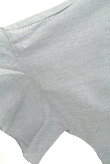Te chichi(テチチ)の古着「ラッフルフリルブラウス(カットソー・プルオーバー)」大画像5へ