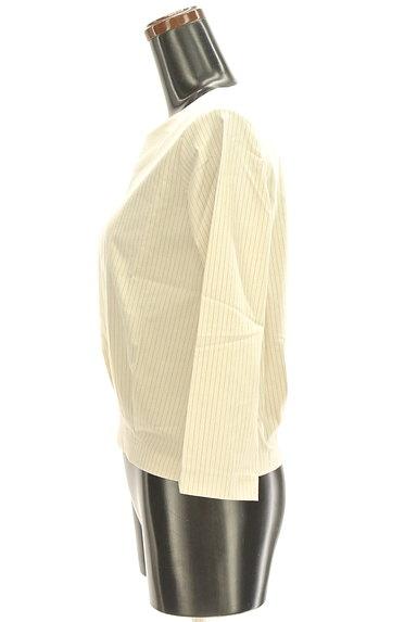 Te chichi(テチチ)の古着「ストライプ柄カットソー(カットソー・プルオーバー)」大画像3へ