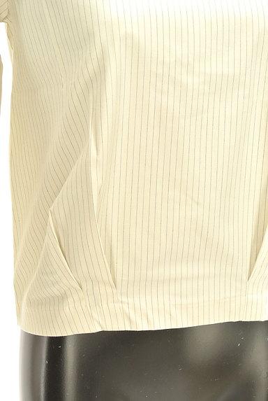 Te chichi(テチチ)の古着「ストライプ柄カットソー(カットソー・プルオーバー)」大画像4へ