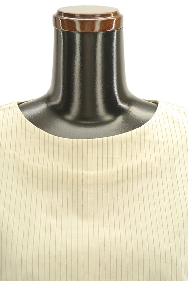 Te chichi(テチチ)の古着「ストライプ柄カットソー(カットソー・プルオーバー)」大画像5へ