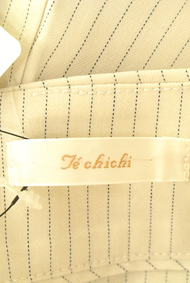 Te chichi(テチチ)の古着「ストライプ柄カットソー(カットソー・プルオーバー)」大画像6へ