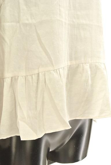 Te chichi(テチチ)の古着「レース襟ペプラムブラウス(カットソー・プルオーバー)」大画像5へ