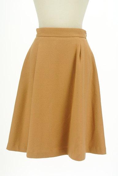 NOLLEY'S(ノーリーズ)の古着「ミディ丈ウールフレアスカート(スカート)」大画像1へ