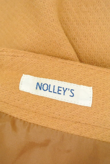 NOLLEY'S(ノーリーズ)の古着「ミディ丈ウールフレアスカート(スカート)」大画像6へ