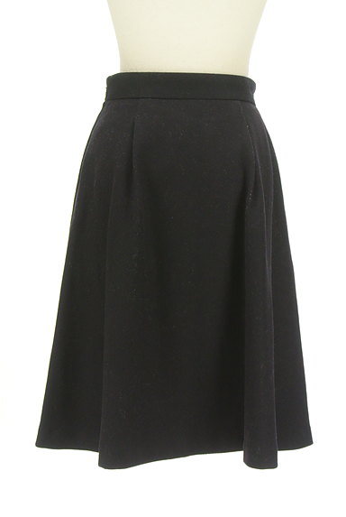 NOLLEY'S(ノーリーズ)の古着「ミディ丈ウールフレアスカート(スカート)」大画像2へ