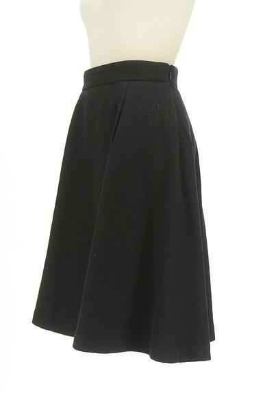 NOLLEY'S(ノーリーズ)の古着「ミディ丈ウールフレアスカート(スカート)」大画像3へ