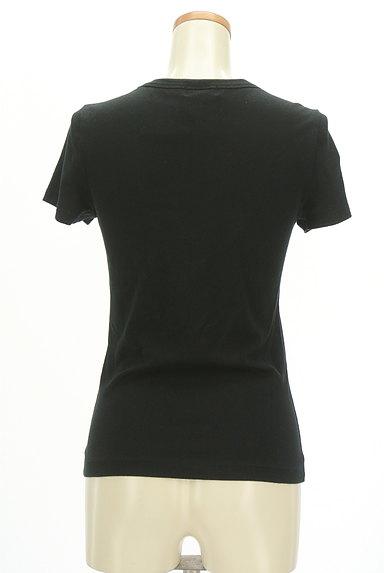 BURBERRY BLUE LABEL(バーバリーブルーレーベル)の古着「ワンポイント刺繍Tシャツ(Tシャツ)」大画像2へ