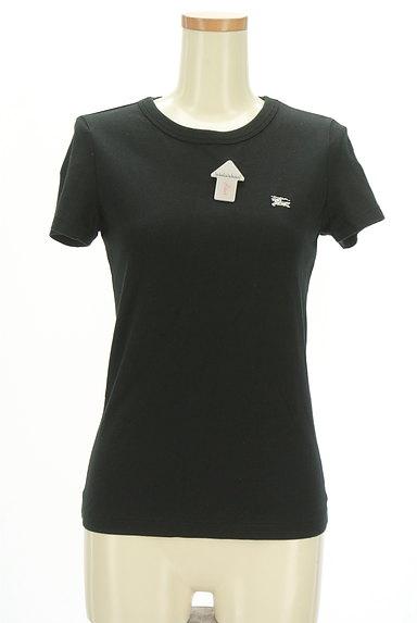 BURBERRY BLUE LABEL(バーバリーブルーレーベル)の古着「ワンポイント刺繍Tシャツ(Tシャツ)」大画像4へ