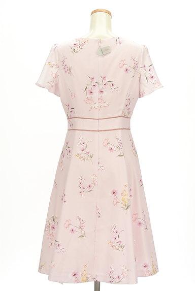 LAISSE PASSE(レッセパッセ)の古着「ミモレ丈花柄ワンピース(ワンピース・チュニック)」大画像4へ
