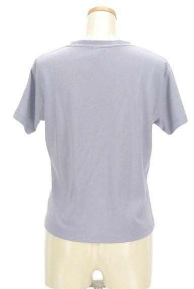 earth music&ecology(アースミュージック&エコロジー)の古着「ロゴTシャツ(Tシャツ)」大画像2へ
