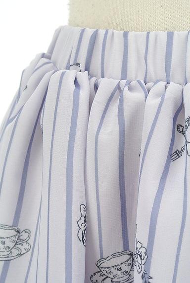 axes femme(アクシーズファム)の古着「ミディ丈ロマンティックフレアスカート(スカート)」大画像4へ