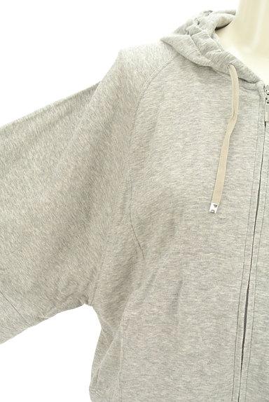 McGREGOR(マックレガー)の古着「七分袖ジップスウェットパーカー(スウェット・パーカー)」大画像5へ