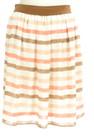INTER PLANET(インタープラネット)の古着「スカート」後ろ