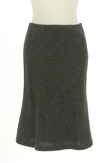 ANAYI(アナイ)の古着「モノトーンセミフレアスカート(スカート)」大画像1へ