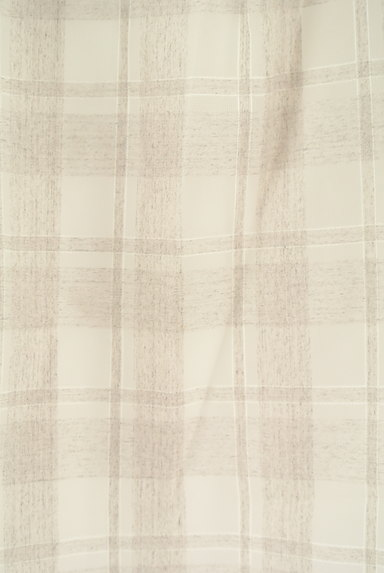 NATURAL BEAUTY(ナチュラルビューティ)の古着「リボンベルト付フレア膝丈スカート(スカート)」大画像5へ