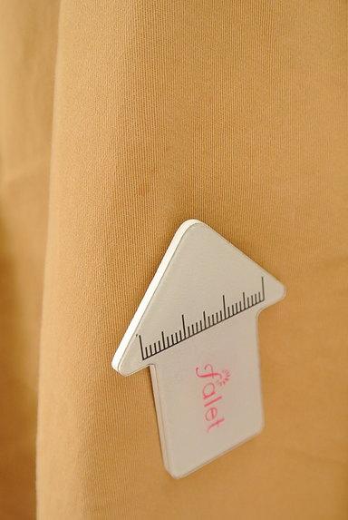 LagunaMoon(ラグナムーン)の古着「内側プリーツアシメロングスカート(ロングスカート・マキシスカート)」大画像5へ