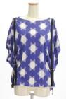mercibeaucoup(メルシーボークー)の古着「Tシャツ」前
