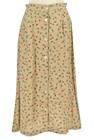 MERVEILLE H.(メルベイユアッシュ)の古着「ロングスカート・マキシスカート」前