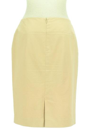MICHEL KLEIN(ミッシェルクラン)の古着「膝丈シンプルタイトスカート(スカート)」大画像2へ