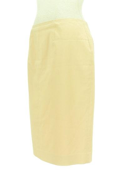 MICHEL KLEIN(ミッシェルクラン)の古着「膝丈シンプルタイトスカート(スカート)」大画像3へ