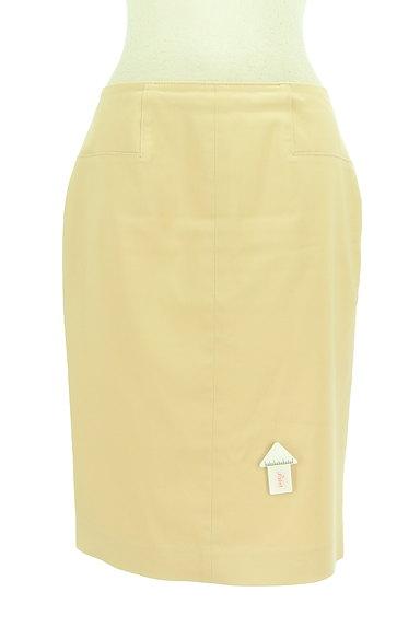MICHEL KLEIN(ミッシェルクラン)の古着「膝丈シンプルタイトスカート(スカート)」大画像4へ