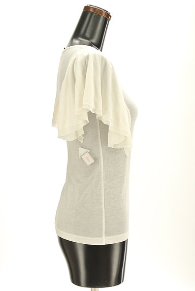 ef-de(エフデ)の古着「袖フリルカットソー(カットソー・プルオーバー)」大画像4へ