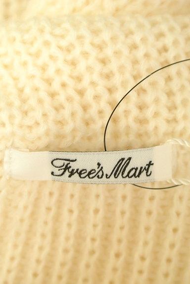 FREE'S MART(フリーズマート)の古着「オフショルダーロングニット(ワンピース・チュニック)」大画像6へ