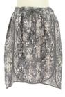 REBECCA TAYLOR(レベッカテイラー)の古着「ミニスカート」前
