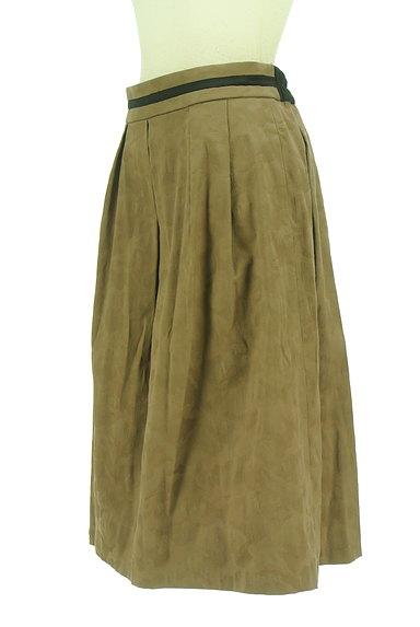 Abahouse Devinette(アバハウスドゥヴィネット)の古着「カモフラージュ柄膝下丈フレアスカート(スカート)」大画像3へ