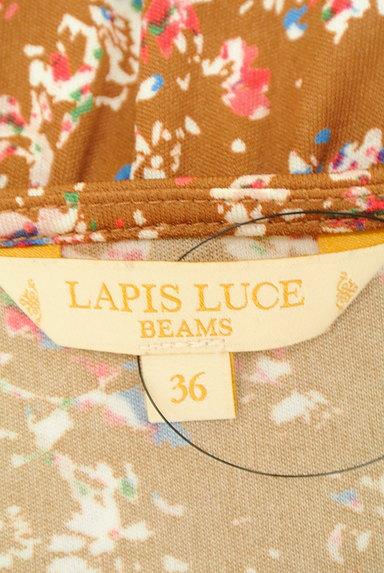 LAPIS LUCE(ラピスルーチェ)の古着「小花柄フレアワンピース(ワンピース・チュニック)」大画像6へ