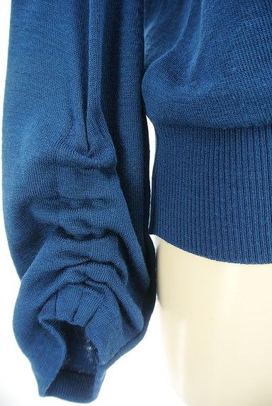 COUP DE CHANCE(クードシャンス)の古着「裾タックニット(ニット)」大画像4へ