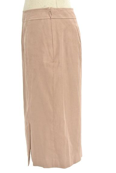 COUP DE CHANCE(クードシャンス)の古着「膝丈スエードタイトスカート(スカート)」大画像3へ
