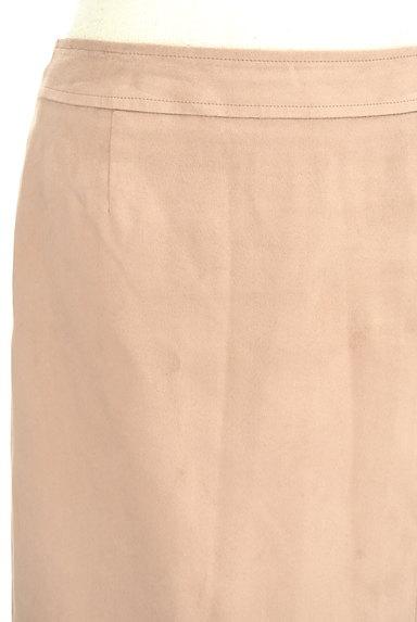 COUP DE CHANCE(クードシャンス)の古着「膝丈スエードタイトスカート(スカート)」大画像4へ