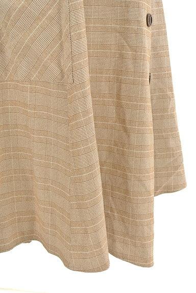 dazzlin(ダズリン)の古着「ラップ風ミモレ丈スカート(ロングスカート・マキシスカート)」大画像5へ