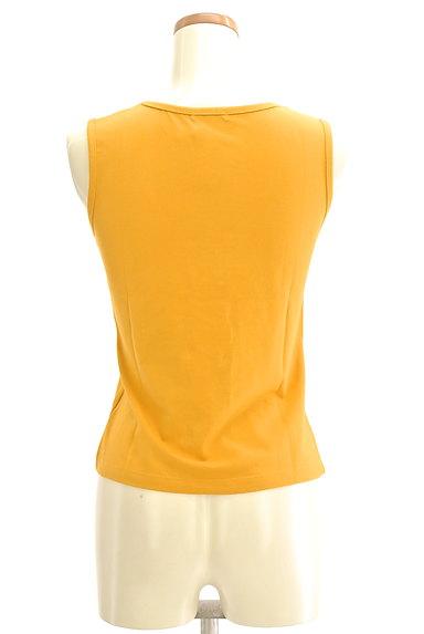 Rouge vif La cle(ルージュヴィフラクレ)の古着「フロント刺繍レースカットソー(カットソー・プルオーバー)」大画像2へ