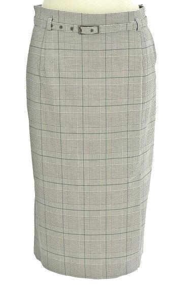 BOSCH(ボッシュ)の古着「ベルト付ミモレ丈タイトスカート(スカート)」大画像1へ
